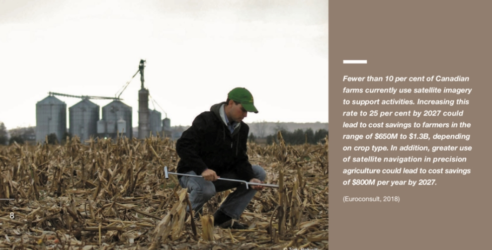 The case for farmers using more satellite data